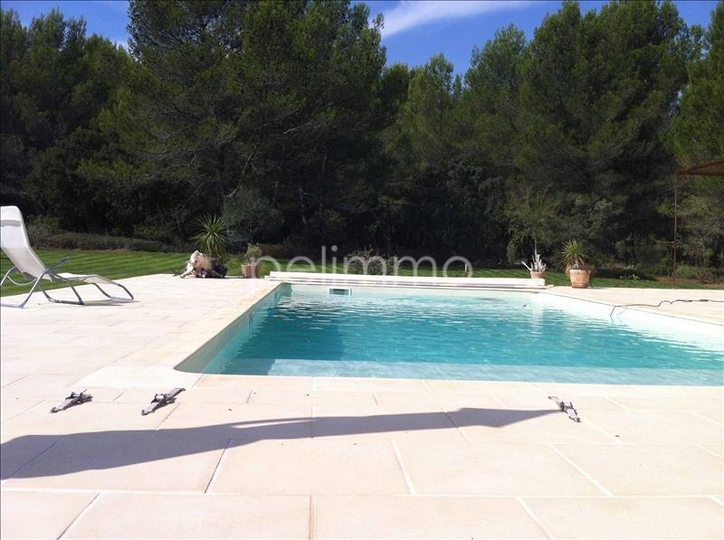 Vente de prestige maison / villa Cornillon confoux 635000€ - Photo 5