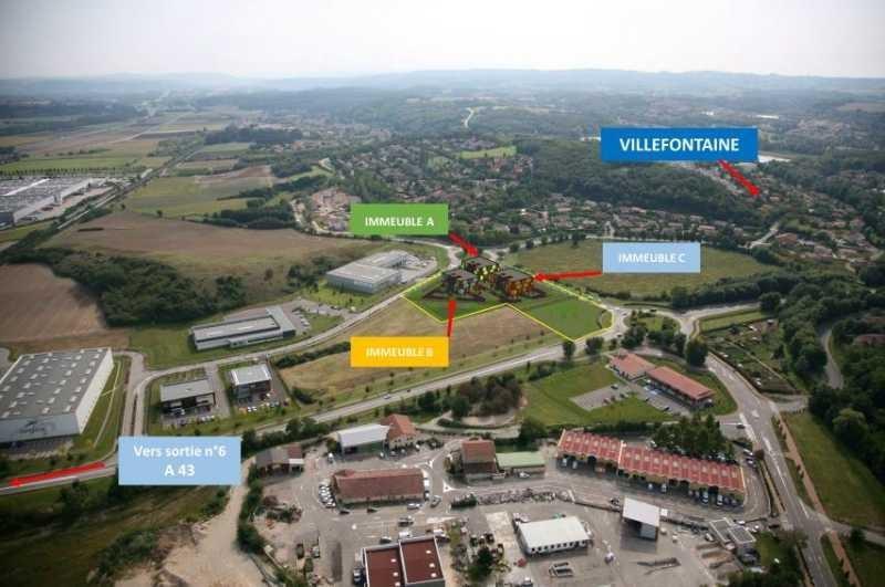 Vente Bureau Villefontaine 0