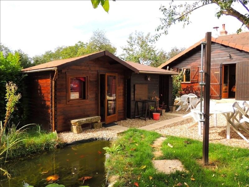 Sale house / villa St jean aux amognes 220000€ - Picture 4