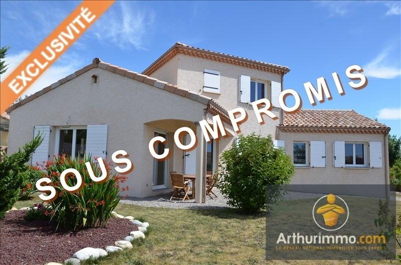 Vente maison / villa Davezieux 310000€ - Photo 1