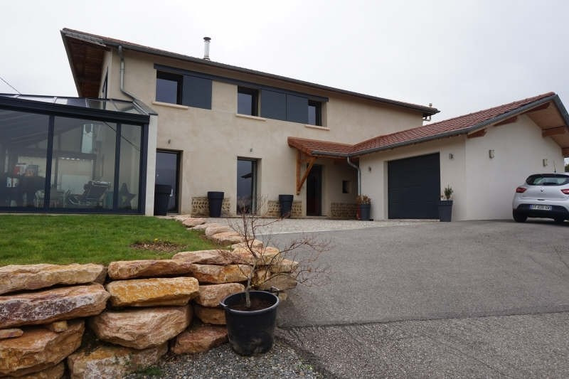 Verkoop  huis Jardin 420000€ - Foto 1