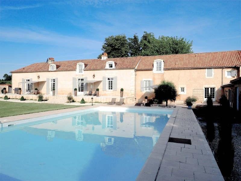 Vente de prestige maison / villa Chateau leveque 647000€ - Photo 1