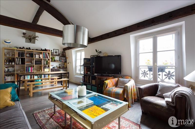 Vente appartement Paris 17ème 700000€ - Photo 4