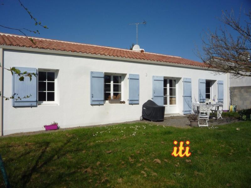 Vente maison / villa Olonne sur mer 252200€ - Photo 1