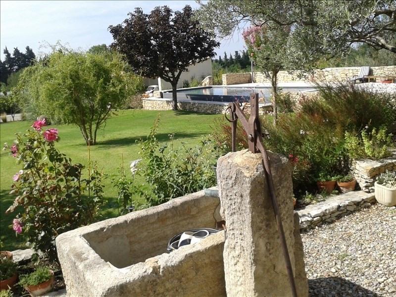 Vendita casa Carpentras 499000€ - Fotografia 3