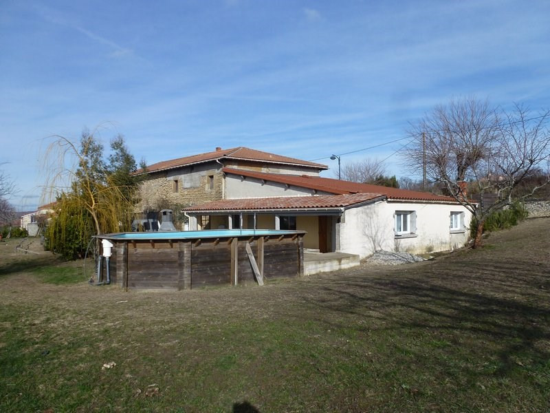 Vente maison / villa Hauterives 220 000€ - Photo 1