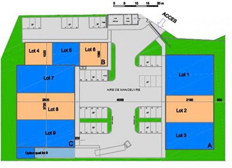 Vente Local d'activités / Entrepôt Villejust 0
