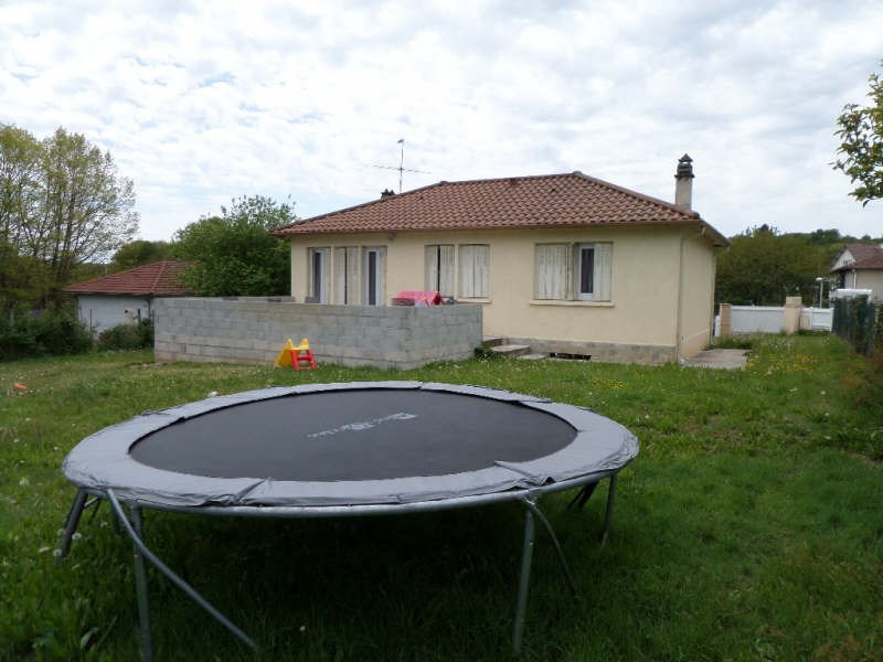 Sale house / villa Le palais sur vienne 129000€ - Picture 1