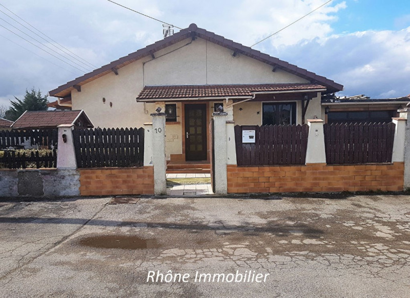 Vente maison / villa Meyzieu 277 000€ - Photo 1