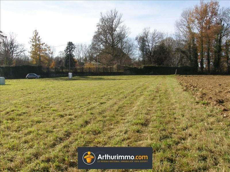 Vente terrain Morestel 72000€ - Photo 3