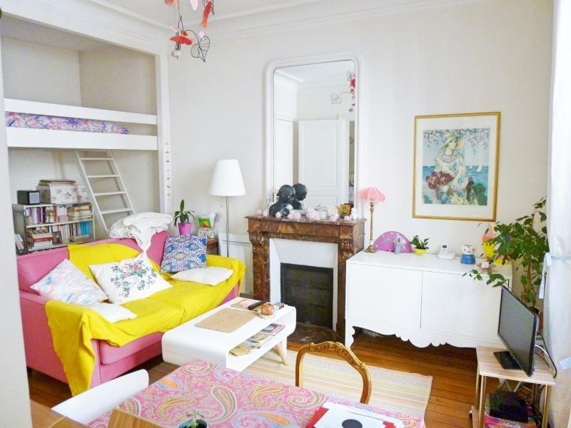 Sale apartment Paris 10ème 290000€ - Picture 1