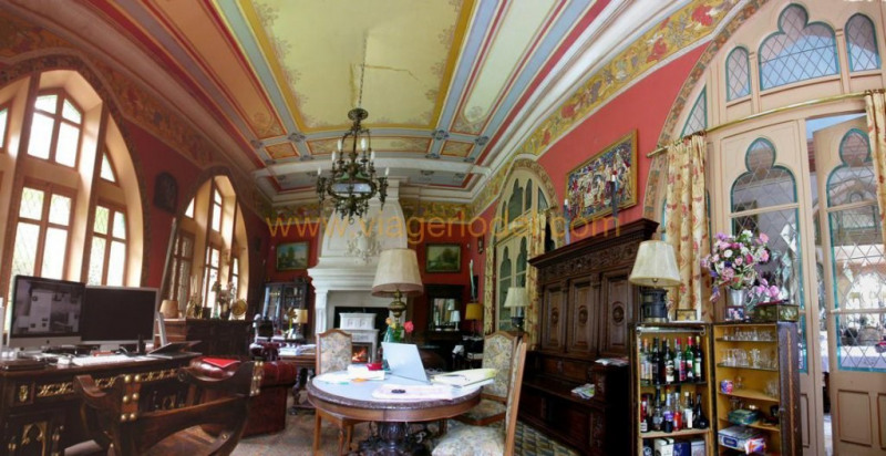Viager château Alzon 395 000€ - Photo 6
