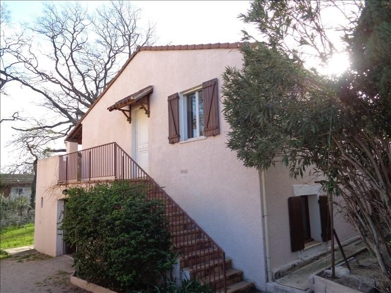 Vente maison / villa Morieres les avignon 250000€ - Photo 1