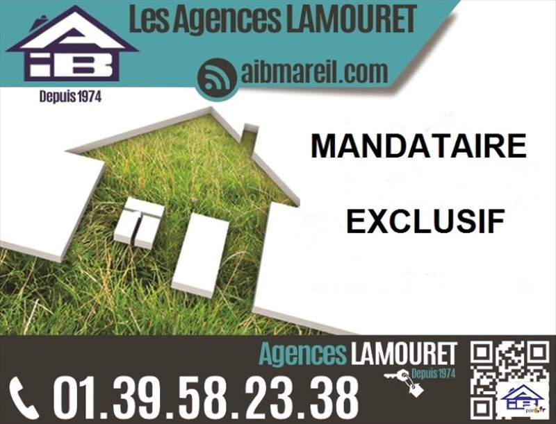 Sale house / villa Mareil marly 569 250€ - Picture 1