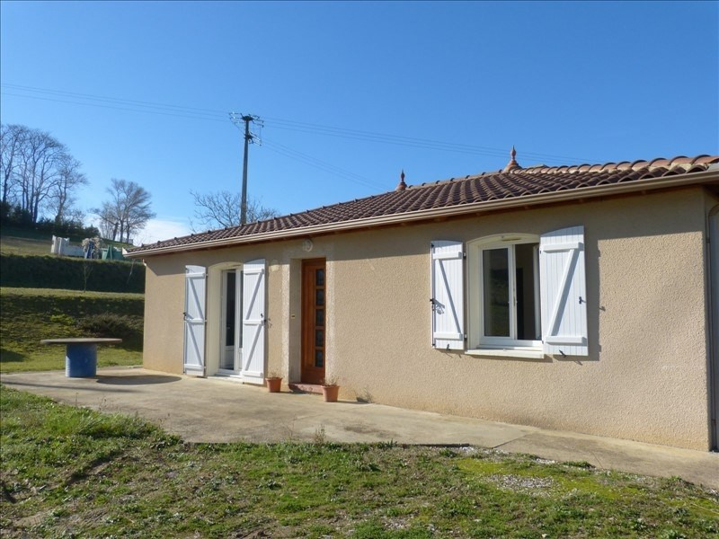 Rental house / villa Albiac 680€ CC - Picture 1