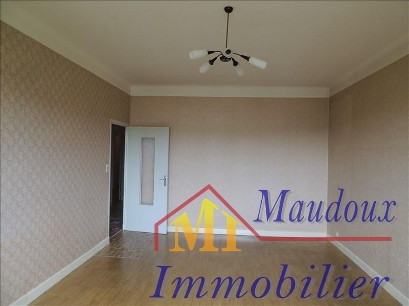 Sale apartment Vandieres 74000€ - Picture 1