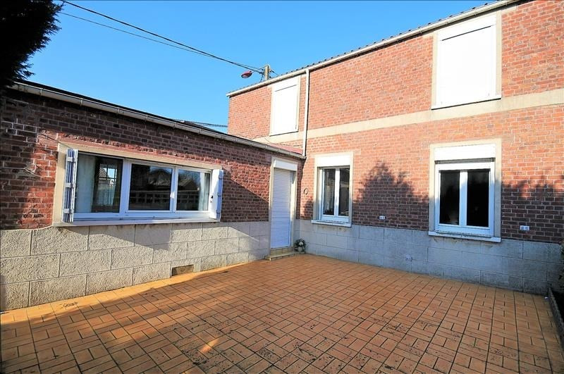 Sale house / villa Tortequesne 134 800€ - Picture 1