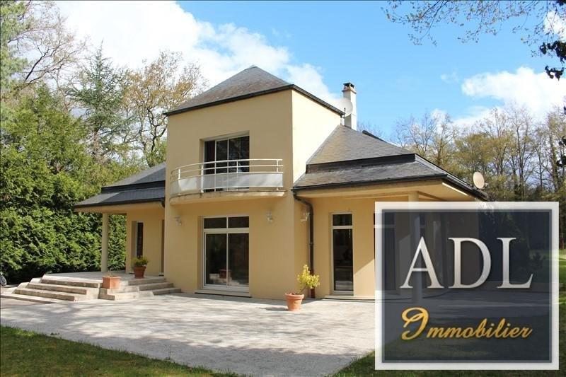 Deluxe sale house / villa Lamorlaye 884000€ - Picture 1