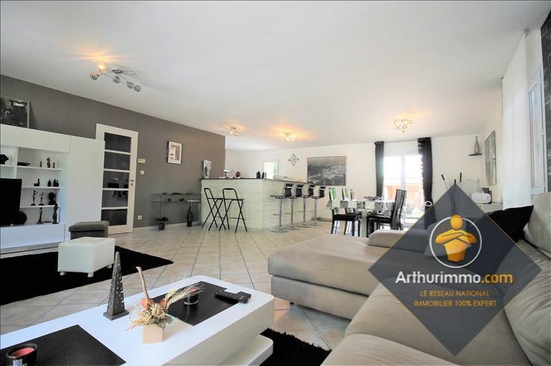 Sale house / villa Tignieu jameyzieu 319000€ - Picture 1