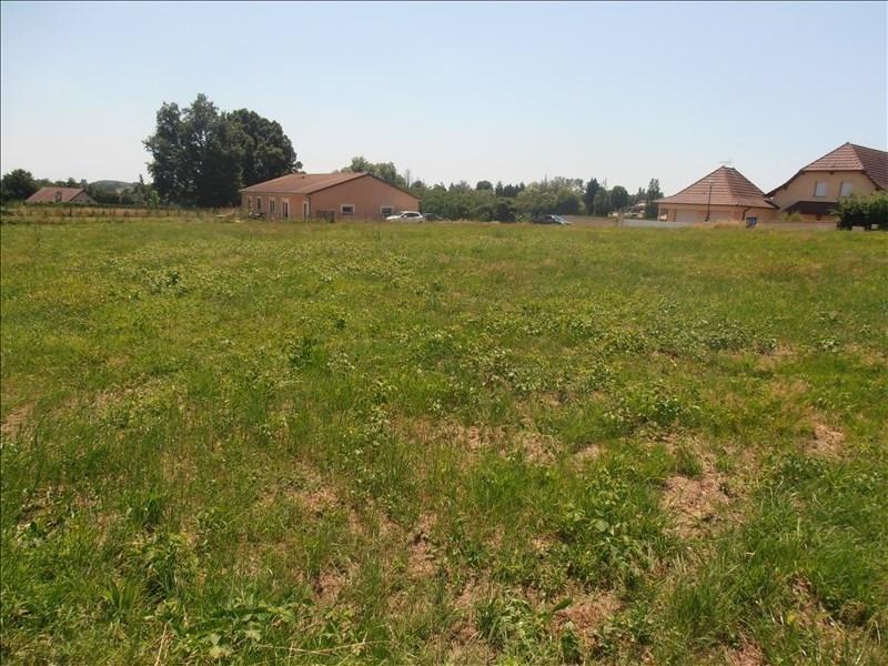 Vente terrain Bantanges 64000€ - Photo 2