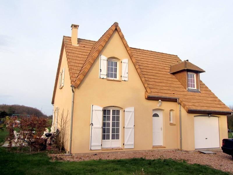 Vente maison / villa Conches en ouche 180500€ - Photo 1