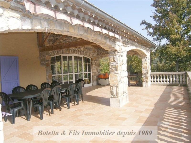 Immobile residenziali di prestigio casa Barjac 630000€ - Fotografia 15