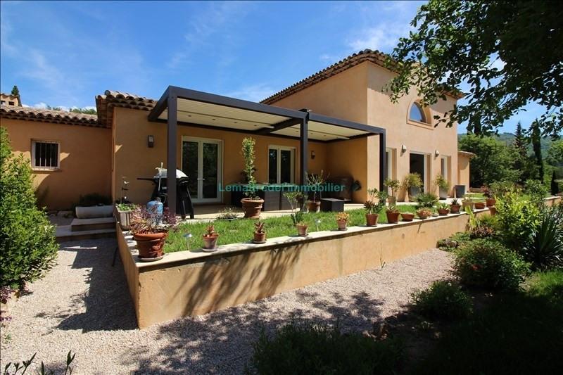 Vente de prestige maison / villa Saint cezaire sur siagne 735000€ - Photo 4