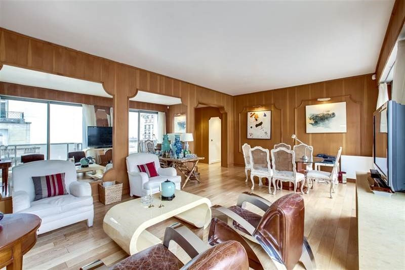 Deluxe sale apartment Paris 8ème 2620000€ - Picture 1