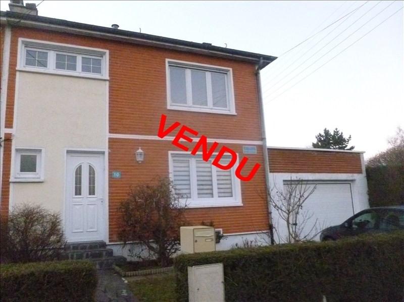 Sale house / villa Peronne 121000€ - Picture 1