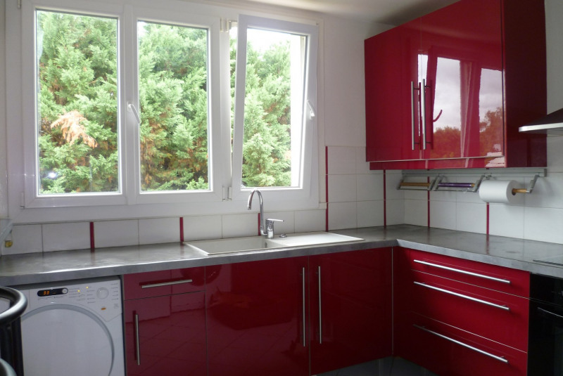 Sale apartment Margency 196 000€ - Picture 2