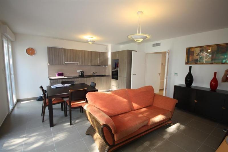 Vacation rental house / villa Juan les pins  - Picture 2