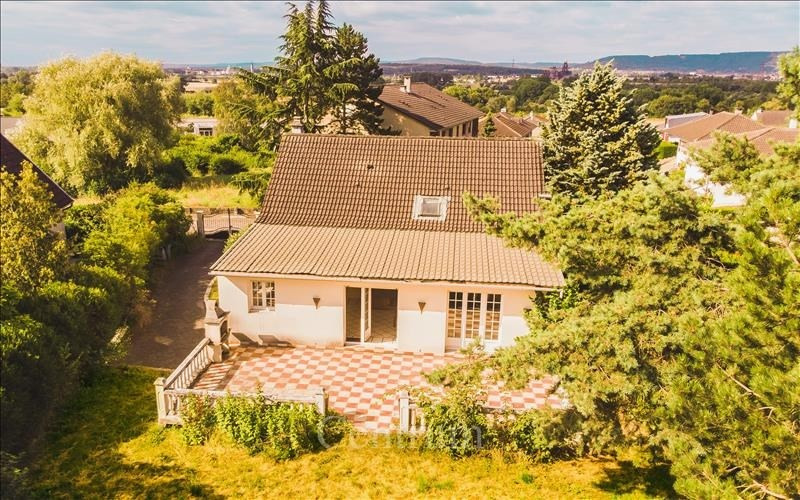 Sale house / villa Illange 317000€ - Picture 9