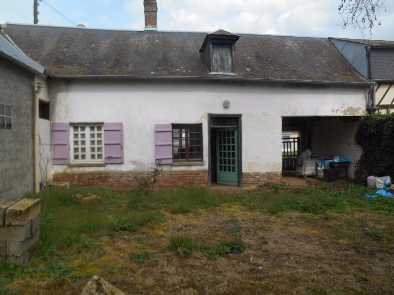 Vente maison / villa Le hamel 58000€ - Photo 2