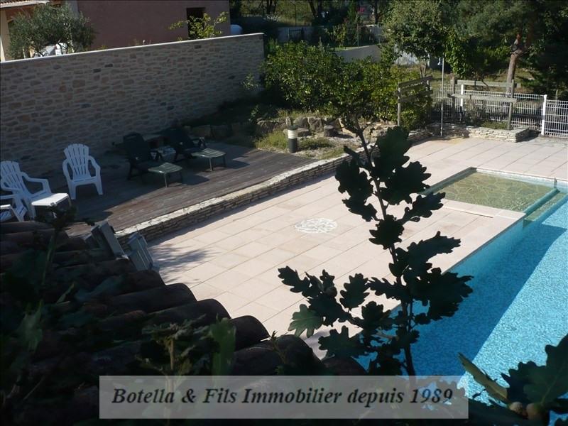 Sale house / villa Goudargues 419000€ - Picture 14