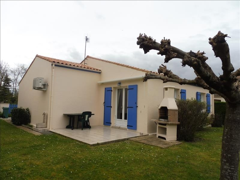 Sale house / villa Meschers sur gironde 221 550€ - Picture 1