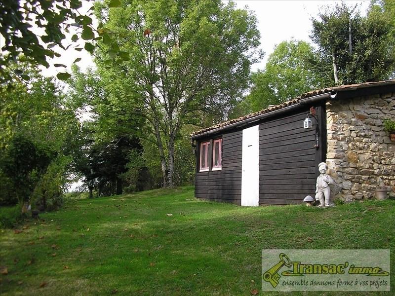 Vente maison / villa Escoutoux 59950€ - Photo 2