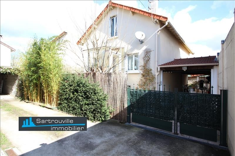 Sale house / villa Sartrouville 429 000€ - Picture 1