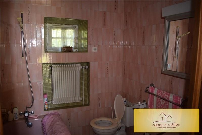Sale house / villa La villeneuve en chevrie 208000€ - Picture 7