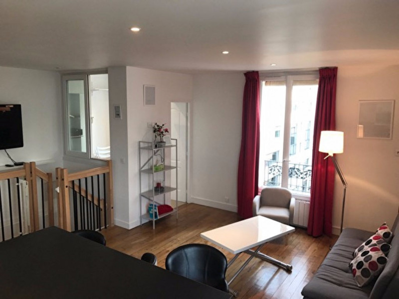 Location appartement Levallois perret 1 800€ CC - Photo 12