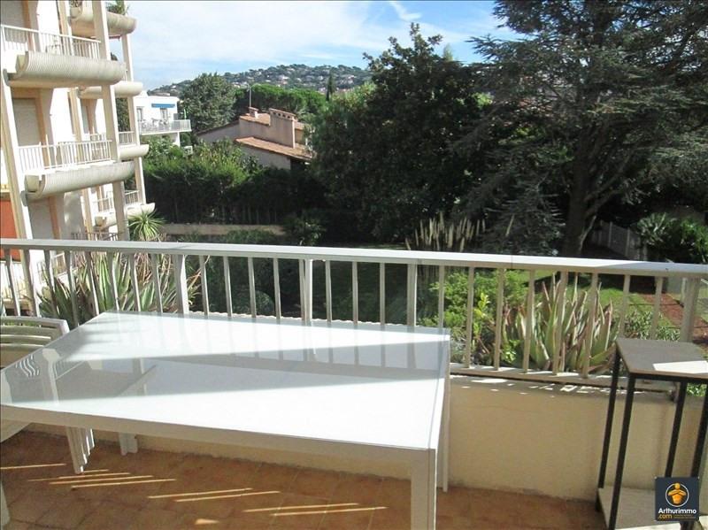 Sale apartment Sainte maxime 237000€ - Picture 2