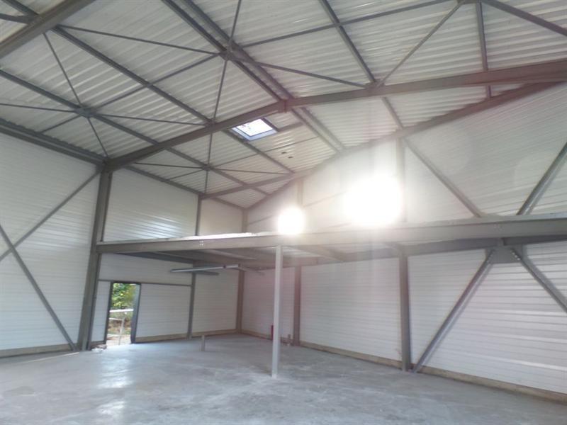 Location Local d'activités / Entrepôt Guipavas 0