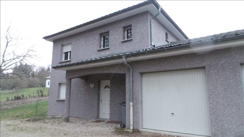 Vente maison / villa Villieu loyes mollon 209000€ - Photo 1