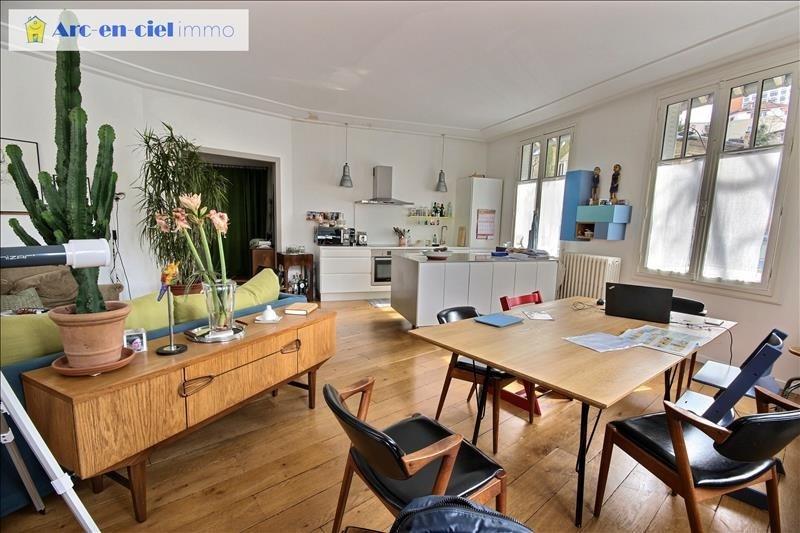 Deluxe sale apartment Paris 19ème 1099000€ - Picture 4