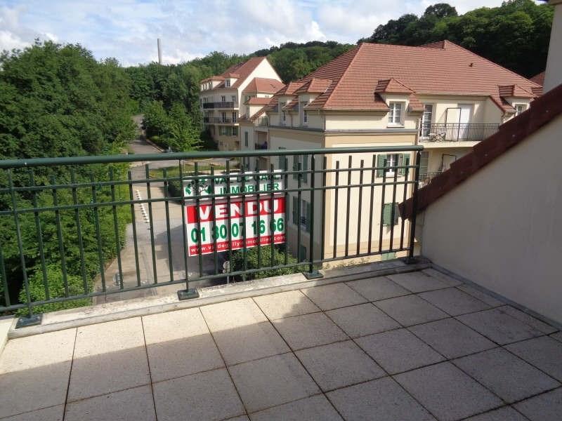 Vente appartement Fontenay le fleury 275500€ - Photo 2