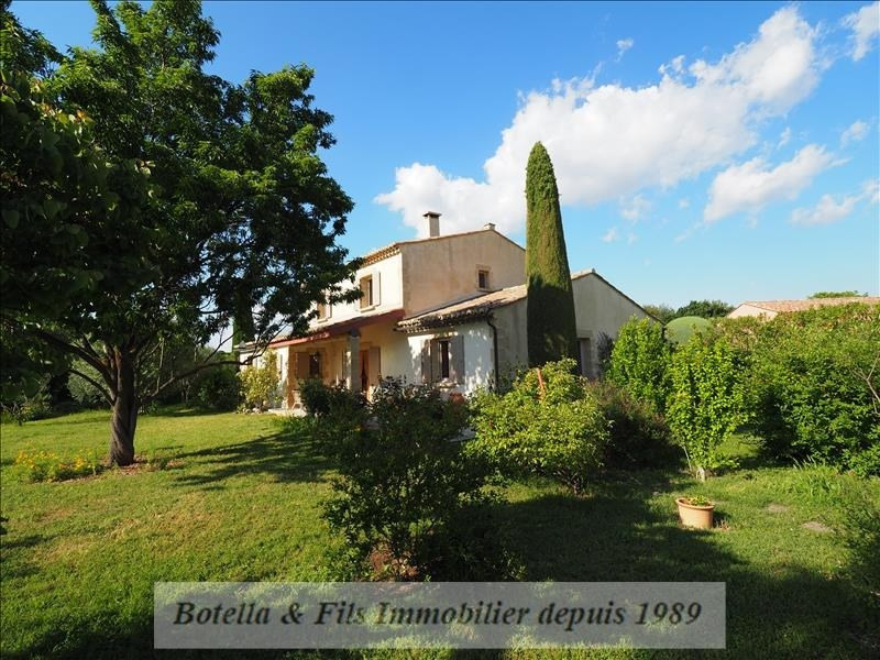 Deluxe sale house / villa Uzes 750 000€ - Picture 18