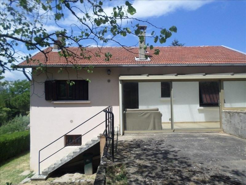 Sale house / villa Le peage de roussillon 157500€ - Picture 2