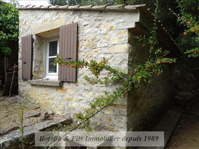 Immobile residenziali di prestigio casa Uzes 616000€ - Fotografia 4