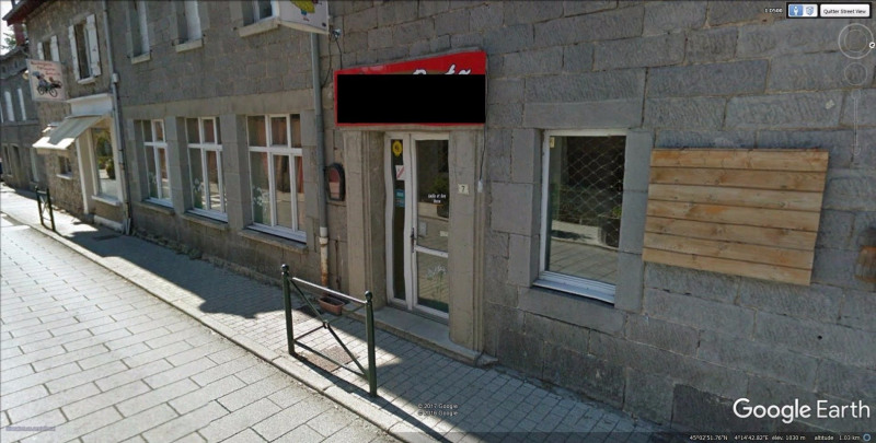 Vente local commercial Mazet st voy 86 400€ - Photo 1