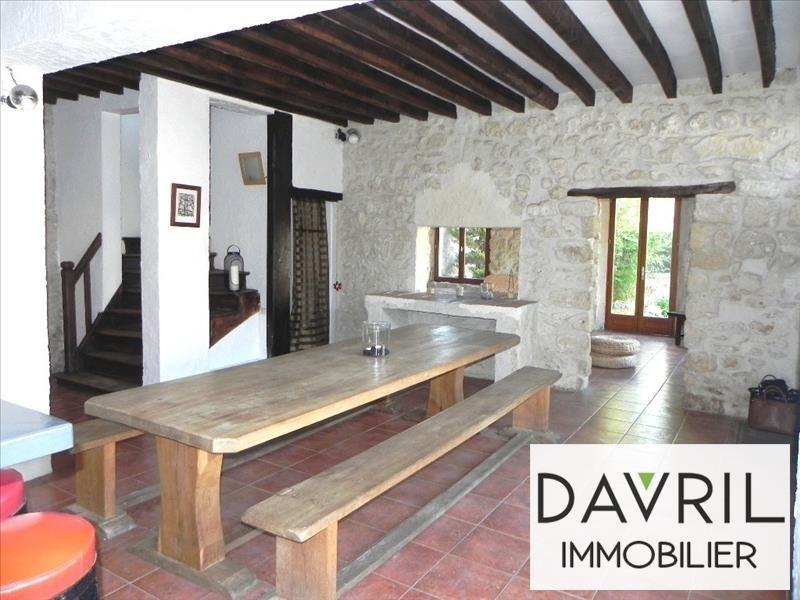 Revenda casa Jouy le moutier 480000€ - Fotografia 5