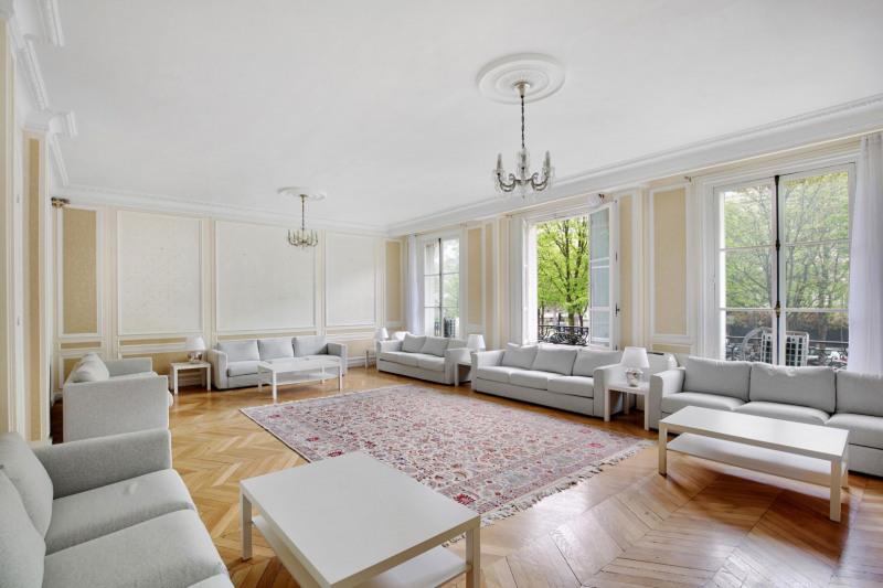 Revenda residencial de prestígio apartamento Paris 16ème 3900000€ - Fotografia 2